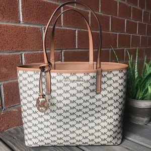 NWT Michael Kors Medium Reversible Tote Bag